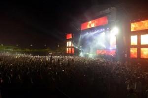 Miles de personas vibraron con Hardwell en el Illusion Fest.