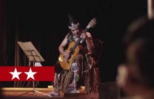 Luis R. Vera recrea la historia del ilustre músico paraguayo. El fascinante personaje se pierde entre recursos que desequilibran la narración.
