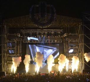 Unas 15 mil personas se animaron a bailar en la segunda edición del Road to Ultra Paraguay.