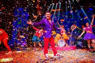 Desde el universo de Disney, Diego Topa (39) traerá por primera vez al país el colorido espectáculo teatral y musical de Junior Express.