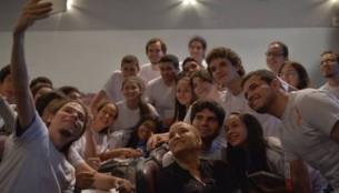 Cuatro jóvenes del nuevo Ensamble Pu Rory, dirigido por Berta Rojas, comparten su experiencia y anhelos por cumplir.