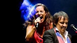Alejandro Lerner y Sandra Mihanovich compartirán escenario por primera vez en Paraguay.