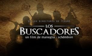 """Juan Carlos Maneglia y Tana Schémbori se reinventan para su segundo filme, """"Los buscadores""""."""
