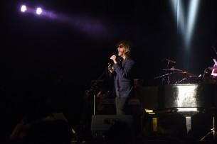 Fito Páez volvió a demostrar en Paraguay por qué ocupa un privilegiado sitio en el corazón del rock hispano.