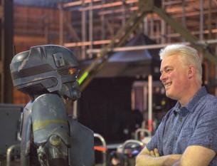 El encargado de diseñar las criaturas que pueblan Rogue One nos cuenta cómo fue trabajar en uno de los más grandes filmes del año.