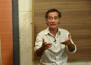 Con varias decenas de películas y telenovelas brasileñas a cuestas, el actor Chico Díaz visitó los estudios de ABC TV y habló de su afectos vinculados a nuestro país.