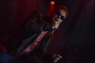 Cerca de los 10 años de carrera y con un repertorio popular, así se preparó Kchiporros para grabar un DVD durante un show gratuito en la Costanera.