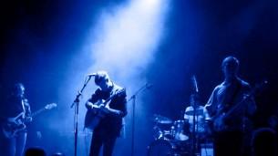 El vocalista de la banda estadounidense The Ocean Blue habló de música y de su romance con el público paraguayo.