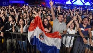 El festival Asunciónico batió récords con figuras de la música nacional e internacional.