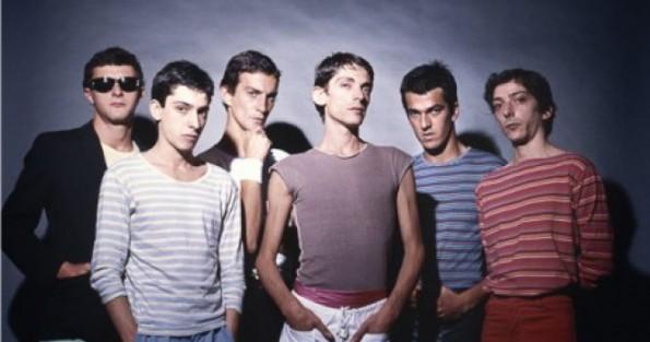 La banda de rock argentina Virus.