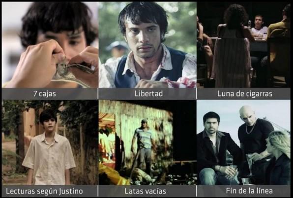 El cine paraguayo en números.
