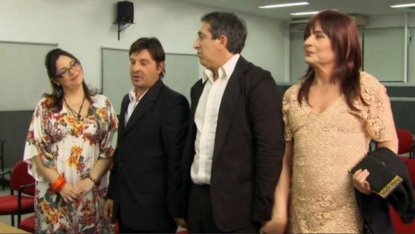 Clara Franco en Cazados