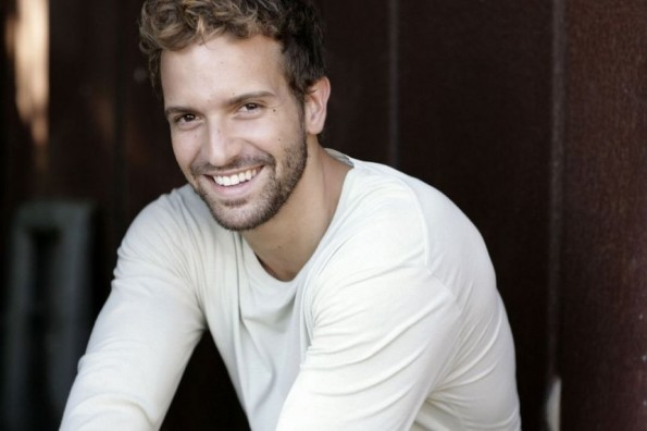 El cantante español Pablo Alborán.