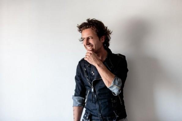El cantautor argentino Coti Sorokin.