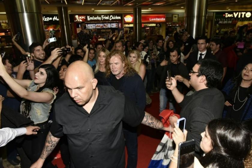 Megadeth y Cateura