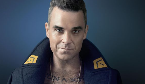 Robbie Williams en Paraguay